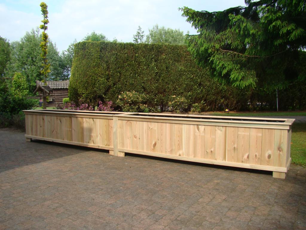Terras afscheidings bloembak 480x56x60cm f c tuindecoratie - Tuindecoratie buiten ...